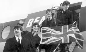 British invasion Beatles