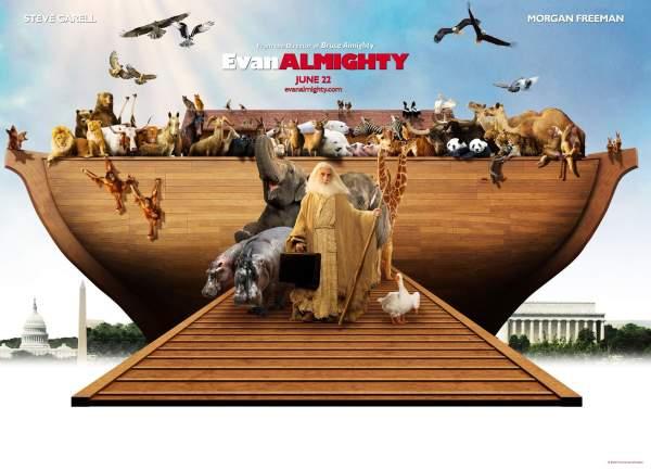Evan Almighty - Movie Wallpaper - 04