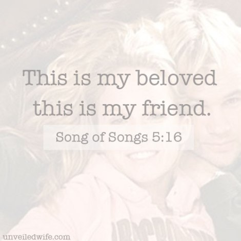marriage-verse Song of Songs 5 16