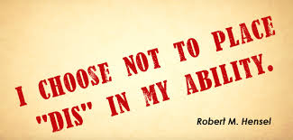 Image result for i am not my disability