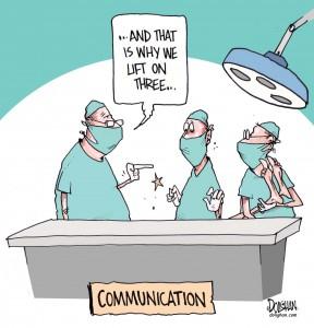 the importance of proper communication